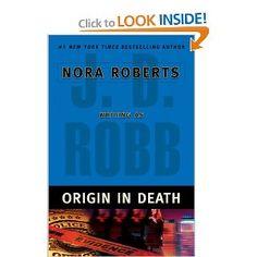 #22 - Origin in Death (In Death series), July 2005