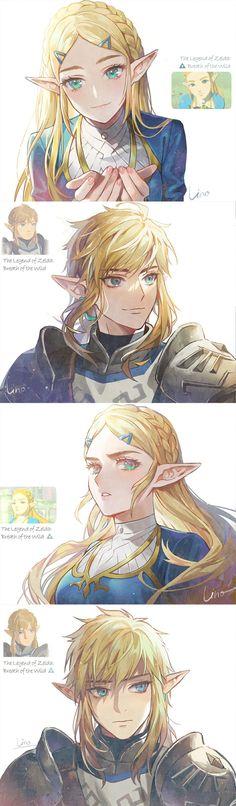 Legend Of Zelda Memes, The Legend Of Zelda, Legend Of Zelda Breath, Image Zelda, Hyrule Warriors, Link Zelda, Video Game Characters, Breath Of The Wild, Fanarts Anime