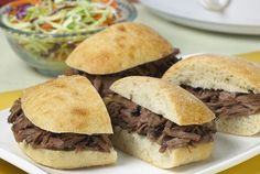 Italian-Style Shredded Beef (dialysis friendly a little high in potassium)