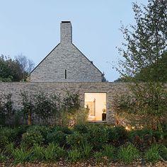 Brick: Villa Rotonda, Goirle, The Netherlands – Bedaux de Brouwer Architecten