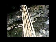 Puente colgante - Hängebrücke Los Farallones de Cali Cali, World, Videos, Suspension Bridge, Bridges, Pendants, The World