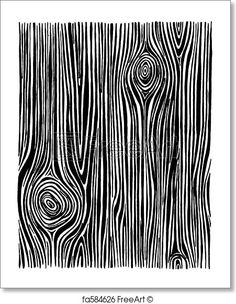 Drawing Techniques Free art print of Wood Line Drawing - Designs To Draw, Sketch Book, Nature Art Prints, Drawings, Nature Art, Line Drawing, Art, Art Inspiration Drawing, 3d Drawings