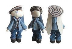 Textilná dekorácia Smurfs, Handmade, Fictional Characters, Art, Scrappy Quilts, Craft Art, Kunst, Gcse Art, Hand Made