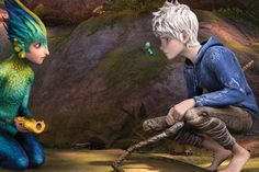 Jack Frost and Toothiana
