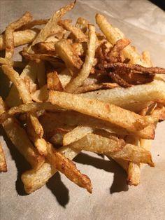 Seasoned Jicama Low-Carb Fries - KetoDiet.Me KetoDiet.Me