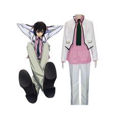 Code Geass Lelouch Cosplay Costume For Sale