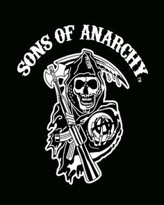 Queen Size Son's of Anarchy Mink Blanket