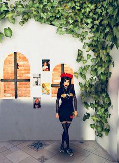 Crochet Symbols, Avakin Life, Life Photo, Vsco, Woman, Lady, Virtual Reality, Paisajes, Art