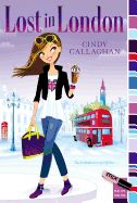 Lost in London by Cindy Callaghan. Click on the cover to see if the book is available at Freeport Community Library.