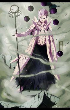 Obito Jinchuuriki~!