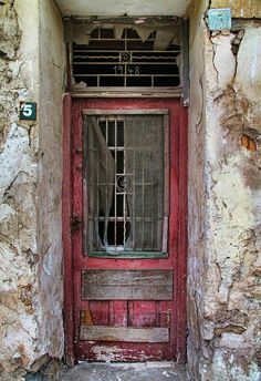Abandoned in Cyprus