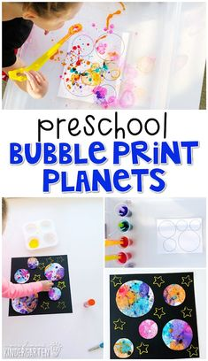 Plemons' Kindergarten is dedicated to fresh, engaging, and fun teaching… - Preschool Children Activities Planets Preschool, Space Theme Preschool, Planets Activities, Space Activities For Kids, Preschool Science, Preschool Lessons, Preschool Activities, Outer Space Crafts For Kids, Space Kids