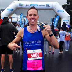 Congrats to everyone who did an event at this weekend's #gorfestival. I LOVE this event but this weekend's #funruns were in tough conditions. I had fun today pacing 2hrs for the 23km at the #greatoceanroad #halfmarathon & meet some really nice people along the way. It was so nice having #runners come up to me after the #run to thank me for helping them reach their #fitness #goals today. Hope I helped a few more that I didn't hear from?? #proudcoach #healthierlifegroup #ptgeelong…