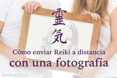 Cómo enviar Reiki a distancia con una fotografía http://reikinuevo.com/como-enviar-reiki-distancia-fotografia/