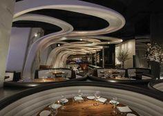 Stk 08 rgb j copy Restaurant Trends, Bar Design Awards, Zhuhai, Night Club, Hospitality, Washington Dc, Toronto, Las Vegas, How To Memorize Things
