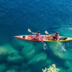 Sea Kayak Adventure on Lake Malawi. One of the greatest places in the world to sea kayak. Paddle between deserted islands in Lake Malawi National Park: http://www.muchbetteradventures.com/listing/view/1794/sea-kayak-adventure-on-lake-malawi |