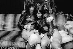Joey Ramone + Gaye Advert