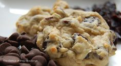 Day 56: Chocolate Chip Greek Yogurt Cookies with Dried Cherries and a Tonsillectomy |
