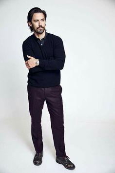 Milo Ventimiglia, Gilmore Girls, Handsome, Boys, Pants, Random Stuff, Fashion, Baby Boys, Trouser Pants