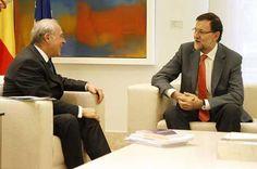 El secretario general de la OCDE se reúne con Rajoy y lo felicita por los datos de empleo - http://plazafinanciera.com/secretario-general-ocde-reune-rajoy-felicita-ultimos-datos-empleo/ | #ÁngelGurría, #Empleo, #MarianoRajoy, #OCDE #Política