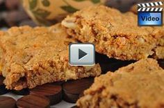 Blondies, or you might know them as Butterscotch or Blond Brownies, have a dense and chewy texture and taste of butterscotch. From Joyofbaking.com With Demo Video