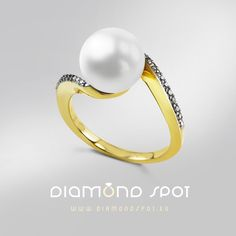 perly - Tahitské a sladkovodní perly - Zlatnictví Diamond Spot, Praha 1 Tahiti, Magick, Gemstone Rings, Gemstones, Diamond, Jewelry, Jewlery, Gems, Jewerly