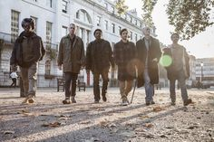 "Dreadzone share video for ""Mountain"" / New album ""Dread Times"" out Feb 17WithGuitars"