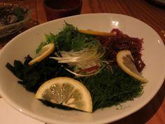 Seaweed Salad @ Sakagura (NYC)