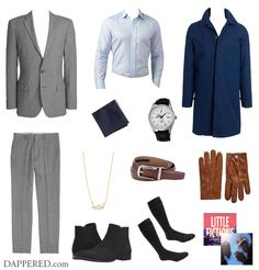 Suggestions for what to wear if you're headed out with a date on Valentine's Day.