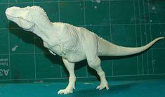 1/40 Tyrannosaurus rex w.i.p. by Gorgosaurus.deviantart.com on @deviantART