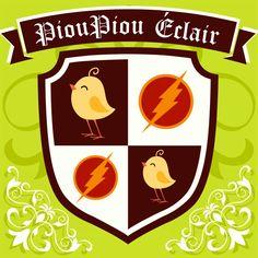 Image du blog - catégorie PiouPiou Eclair - créée sur picmonkey