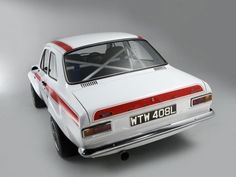 Classic Car News Pics And Videos From Around The World Escort Mk1, Ford Escort, Ford Rs, Ford Sierra, Cafe Racing, Ford Capri, Ford Classic Cars, Classic Motors, Ford Focus
