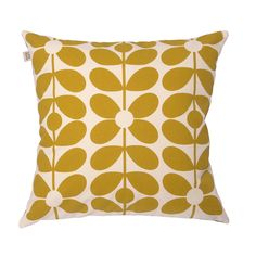 Discover the Orla Kiely Sixty Stem Slate Cushion - 45x45cm at Amara