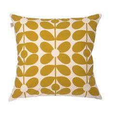 Sixty Stem Cushion - Slate from Orla Kiely