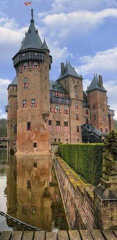 Haar's castle, Netherlands