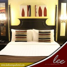 Experience a wonderful Tagaytay staycation with #LeeBoutiqueHotel's cozy and affordable rooms that you will surely love.  Book now at www.leeboutiquehotel.com