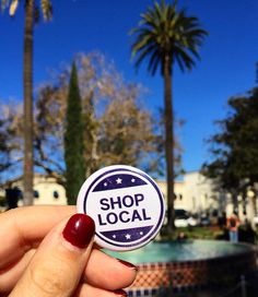 Spending my Saturday #shoppinglocal and enjoying my favorite #smallbusinesses in #OC!  #smallbusinesssaturday #shopsmall #shoplocal #orangecounty #smallbiz
