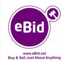 YDC 126 Get Your eBid Car/Window Sticker for Joining Jack Listing in the YDC (Your Donation Counts),Charity Auctions Category on #eBid United Kingdom