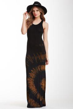 Printed Maxi Dress by American Twist on @HauteLook