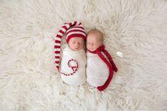 Primera navidad diminutos bebes recien nacidos 06