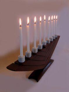 The Fern, Kosher Menorah