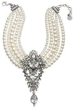 18 Beautiful Rubies, Diamonds, Emeralds with Pearls I Love Jewelry, Pearl Jewelry, Antique Jewelry, Gold Jewelry, Jewelry Box, Jewelery, Vintage Jewelry, Jewelry Accessories, Fine Jewelry