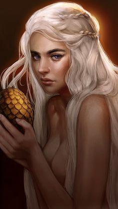 Daenerys by Kathryn Steele