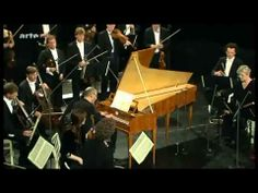 ▶ Mozart Piano Concerto No 27 B flat Major K 595 Andreas Staier Freiburger Barockorchester Gottfried von der Goltz - YouTube