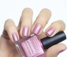 Pink Nail Art *