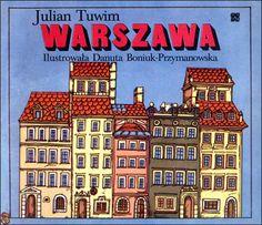 """Warszawa"" - Julian Tuwim, Danuta Boniuk-Przymanowska"