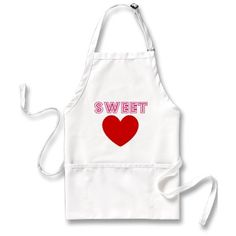 Sweet Heart Aprons