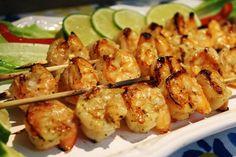 Honey Mustard Shrimp on the Bar-B (Recipe Of The Day from Just A Pinch Recipes) Grilling Recipes, Fish Recipes, Seafood Recipes, Dinner Recipes, Cooking Recipes, Recipies, Kabob Recipes, Dinner Ideas, Seafood Appetizers