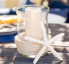 Nautical Rope-Wrapped Vessels | Pottery Barn Kids