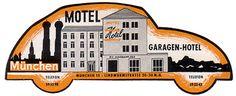 Germania - Monaco - Garagen Hotel